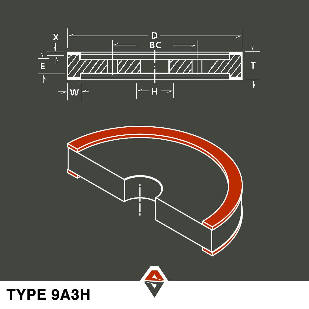 TYPE 9A3H